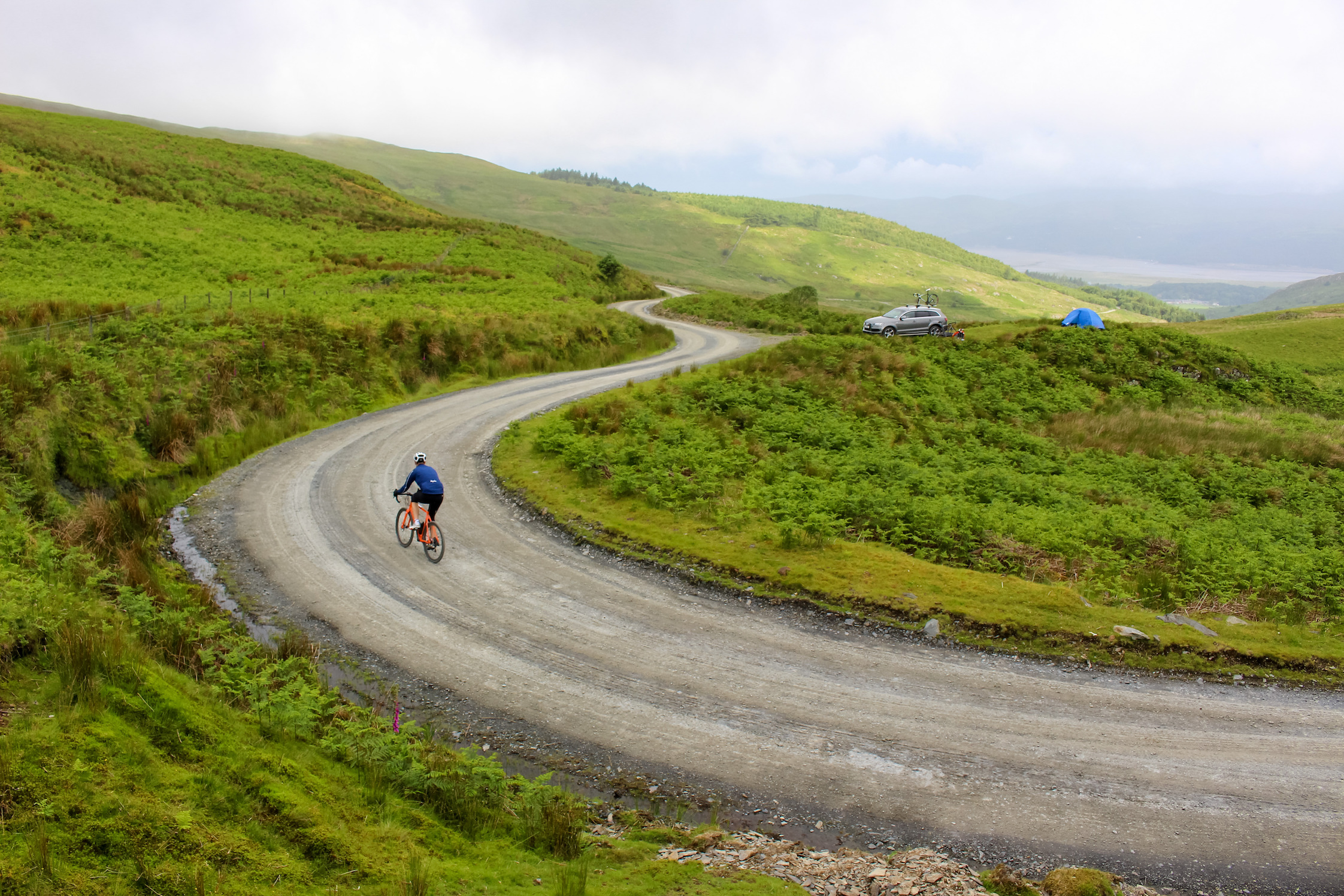 Everesting #3 – Off-Road: Mynydd Graean (Gravel Mountain)